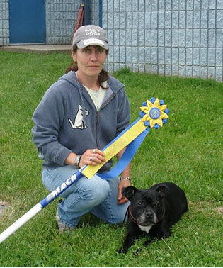 Jill Tice, dog training, agility classes